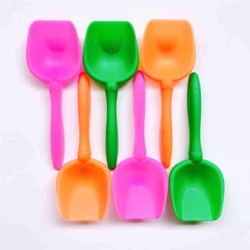3pcs/set, Spades -shovels Toy For Kids