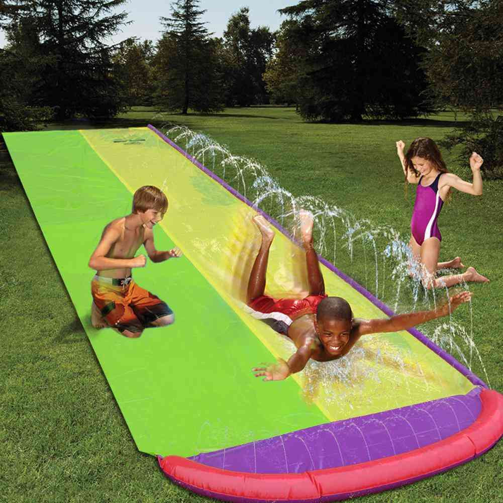 Double Surf Board-water Slide For