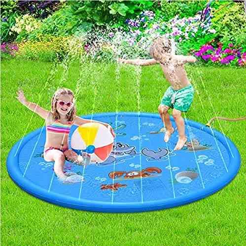 Kids Water-mat, Infant Water Spraying Cushion, Outdoor-tub Swiming Pool