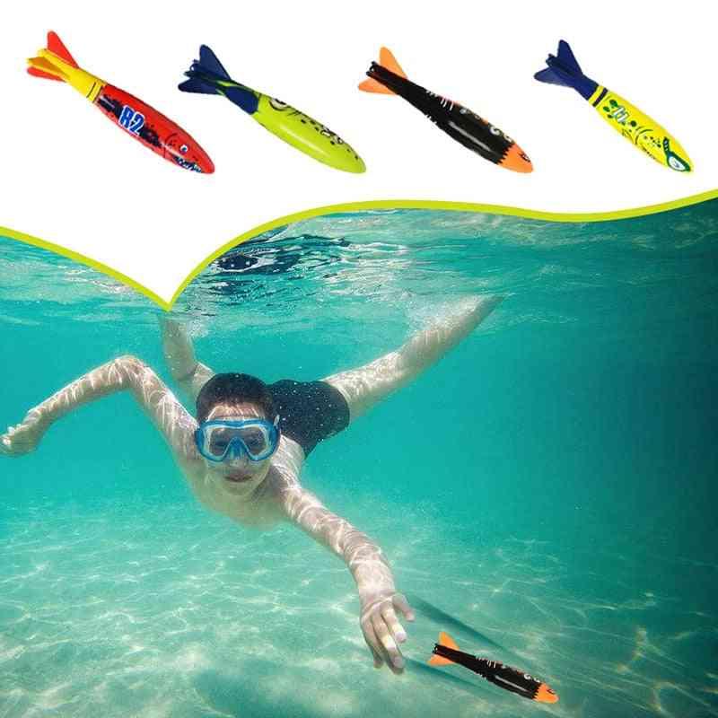 Children's Water Torpedo Throwing Toys