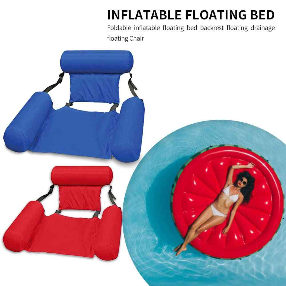 Water Hammock Floating Bed . Easy To Use And  Enjoyable