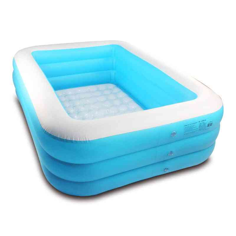 Pvc Inflatable Swimming Pool, Bath Toy