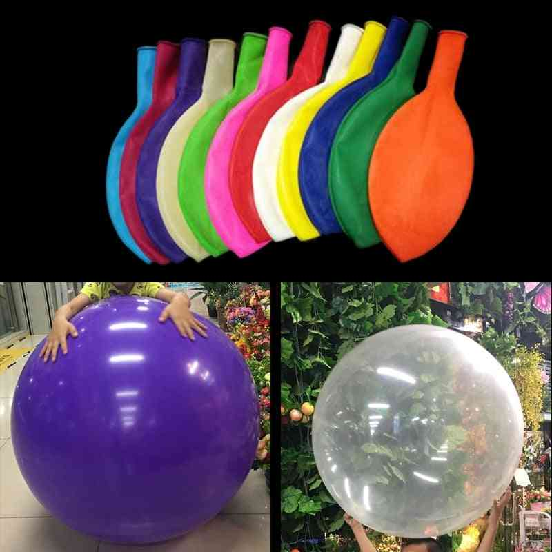 36 Inch Balloons Thick Big Kids Toy Balls