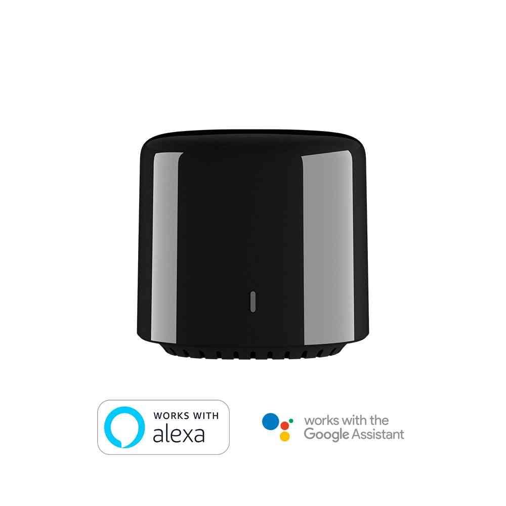 2020 Broadlink Rm4c- Mini Bestcon Smart Home Wifi Ir Remote Controller Automation Modules Compatible With Alexa Google Home (rm4c Mini)