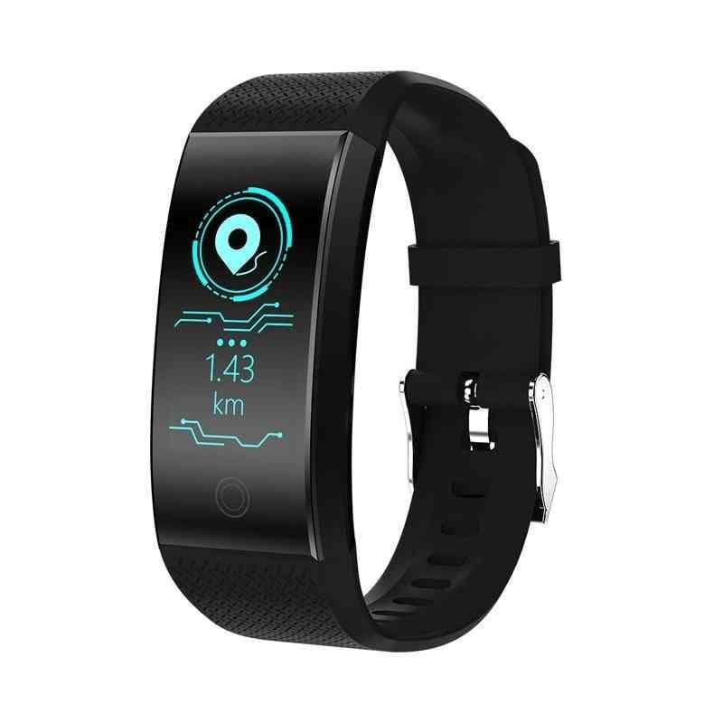 Waterproof Heart Rate Monitor Bracelet - Caloriesand  Miles. Sport Fitness Tracker