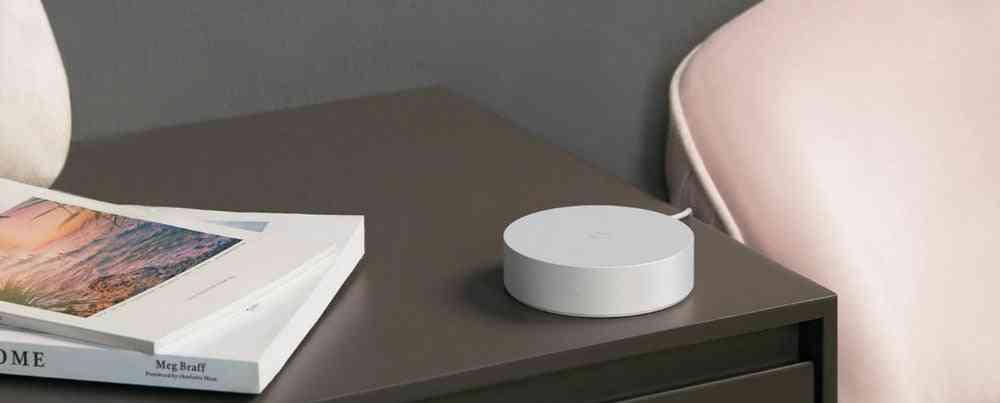 Wi-fi, Bluetooth Protocol, Smart Gateway With 3 Intelligent Multi-mode-remote Control