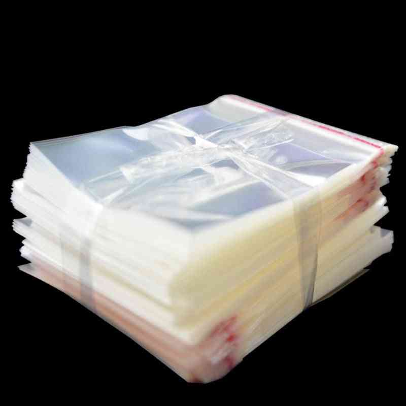 Transparent, Self-adhesive, Small-cello Sealing Bags