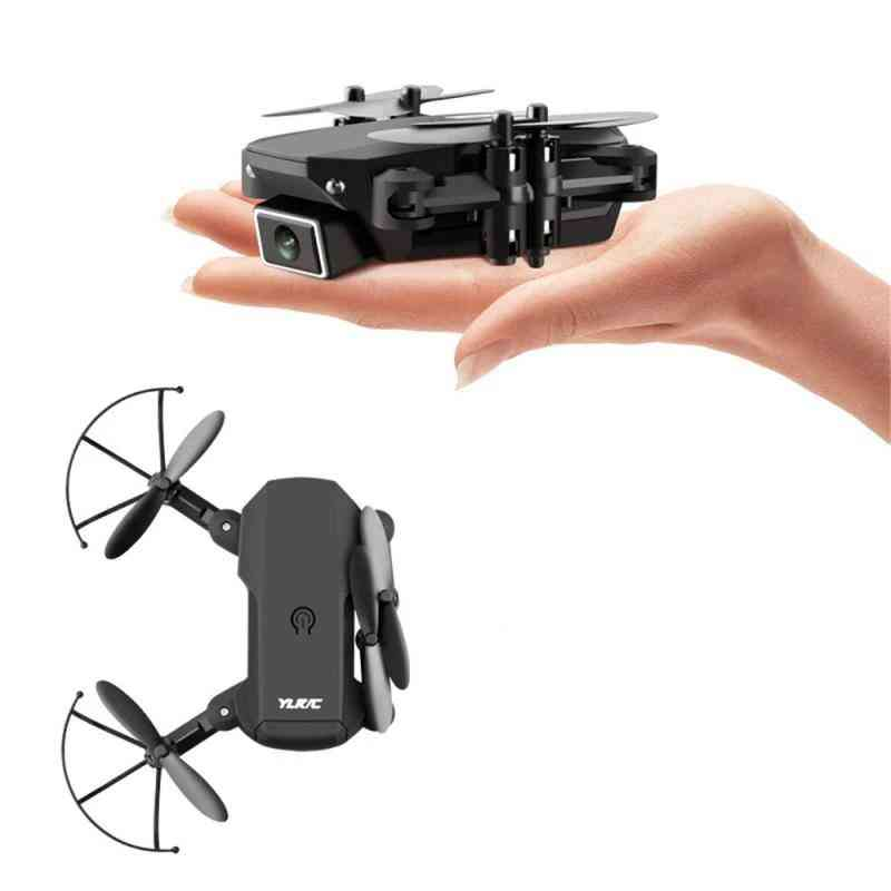 S66 Mini Gravity Induction Folding Quadcopter Rc Drone