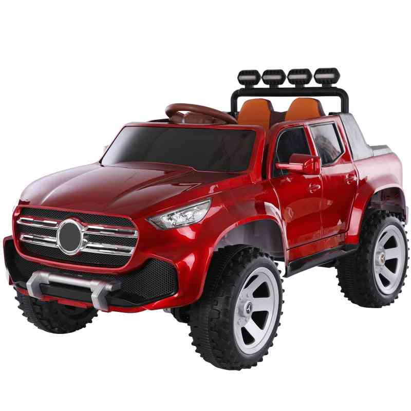 Four-wheeled Car For Kids -'s Scooter Stroller, Easy To Drive Luxury Cars