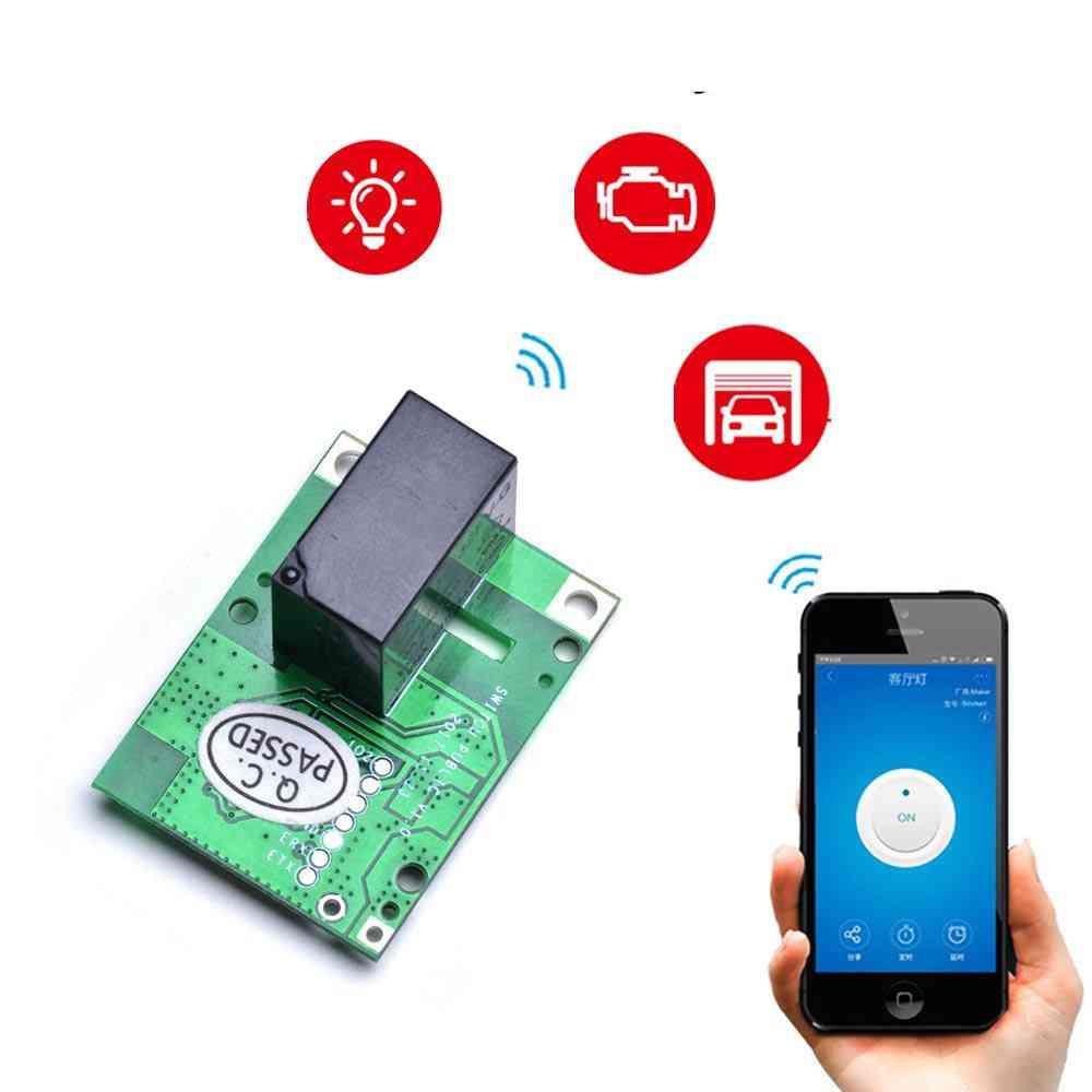 Re5v1c Relay Diy 5v Inching - Self Locking, Wifi-switch Module