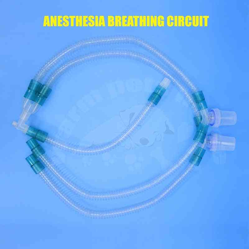 Disposable Anesthesia Breathing Circuit, Corrugated Medical Tube, Ventilator Breathing Circuits