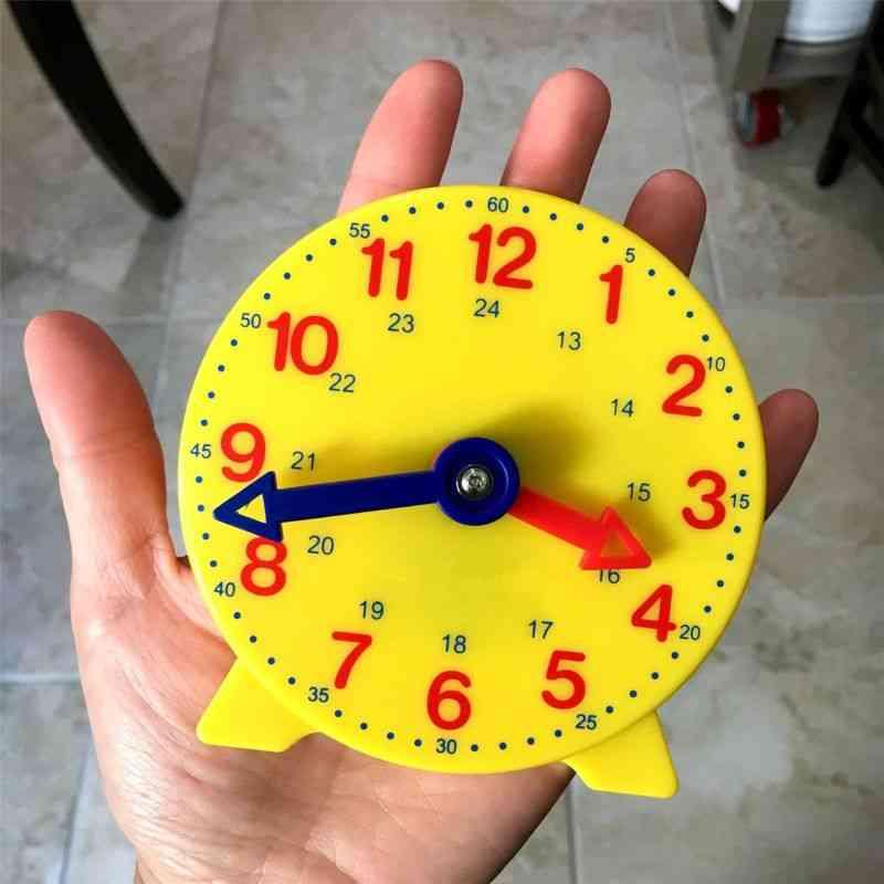 Montessori Student Learning Clock