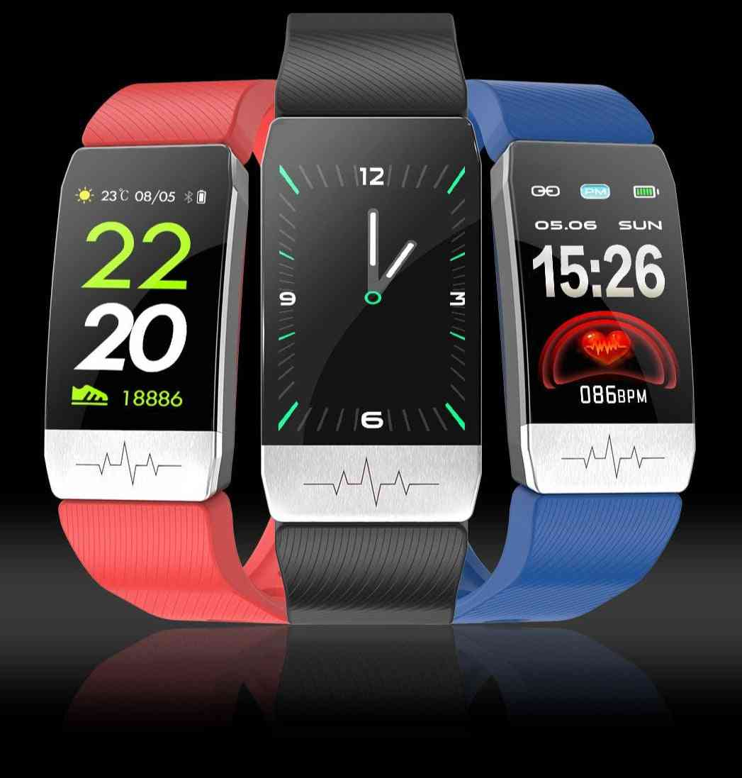 Thermometer Bracelet-immune Measure, Heart Rate, Blood Pressure Monitor