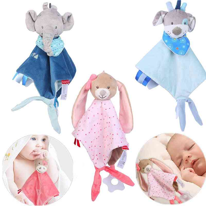 Puppet Design, Soft And Comfortable Baby Blanket