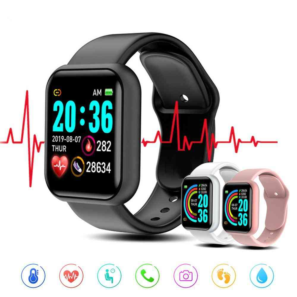 Smart Watch For Women And  Men -sport Bluetooth  Heart Rate For Android -ios