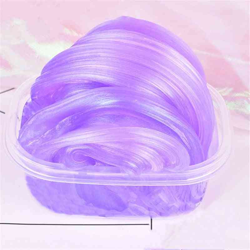 Soft Cotton Charms For Slime Kit, Antistress