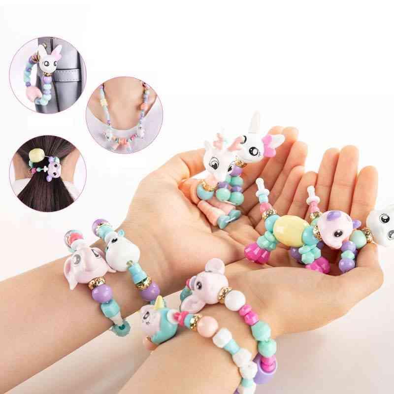 Handmade Beads Bracelet For Kids