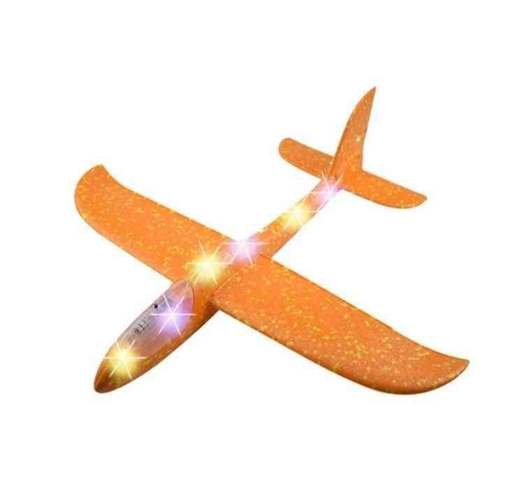 Hand Throw Airplane Epp Foam - Launch Glider Kids