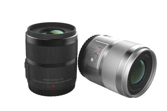 Fixed Lens For Xiaoyi M1 For Panasonic Gf6 Gf7 Gf8 Gf9 Gf10 Gx85 G85 For Olympus E-pl9 E-m5mark Ii E-m10 Mark Ii