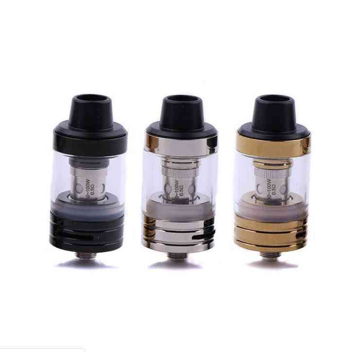 Sub-ohm Atomizer Tank With Replaceable Coil