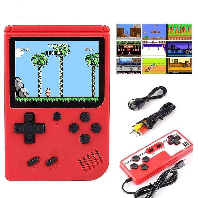 Mini Handheld Game Player Retro Console Player, 400 In 1 Games 8 Bit 3.0 Inch Box Tv Console