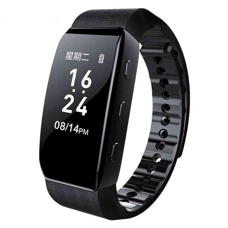 Digital, Wearable Watch Voice Recorder-smart Wristband