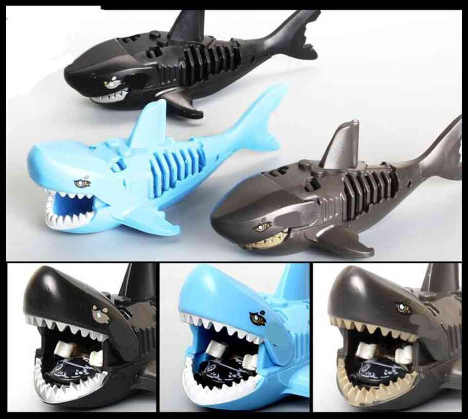 Compatible Legoings Animals, Building Blocks, Pirates Of The Caribbean, Ghost Zombie And Shark Toy Fors