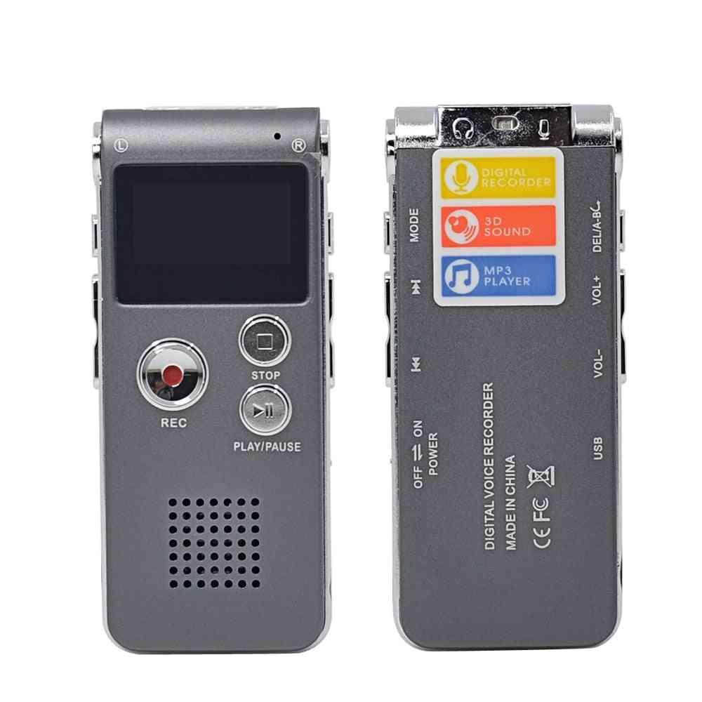 Multifunctional Mini Professional 8gb Digital Voice, Audio Recording Pen  (8gb)