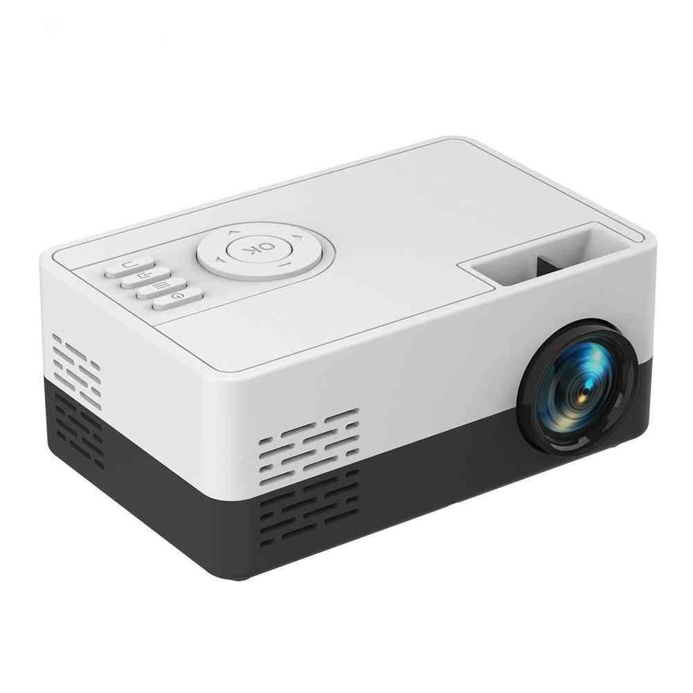 Mini Digital Projector-1080p Hdmi For Kids