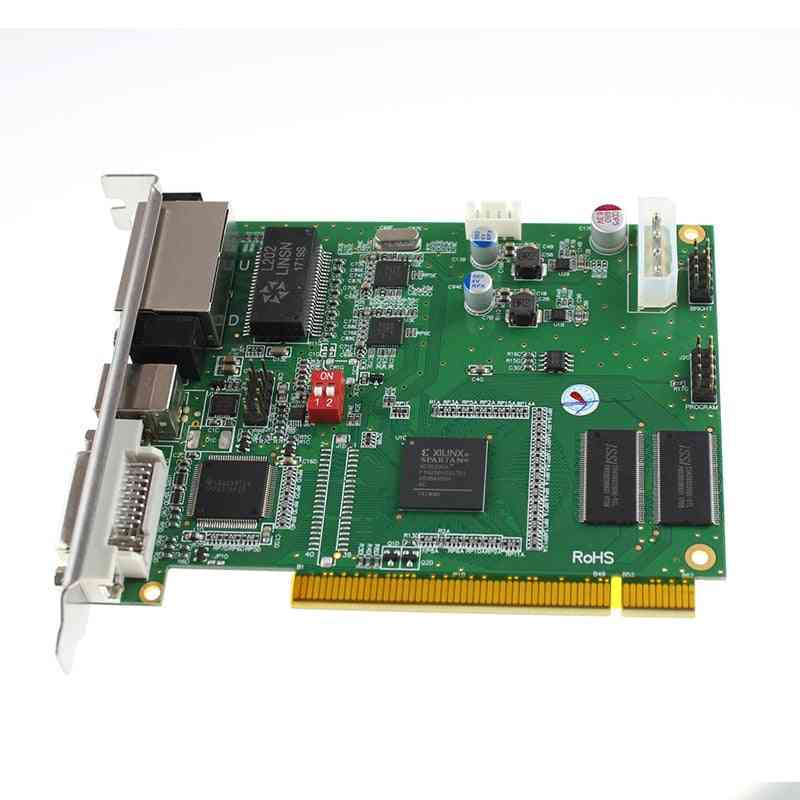 Led Card Full Color, Led Video Display Sending A Card, Ts802 Sending A Card To Replace Ts801