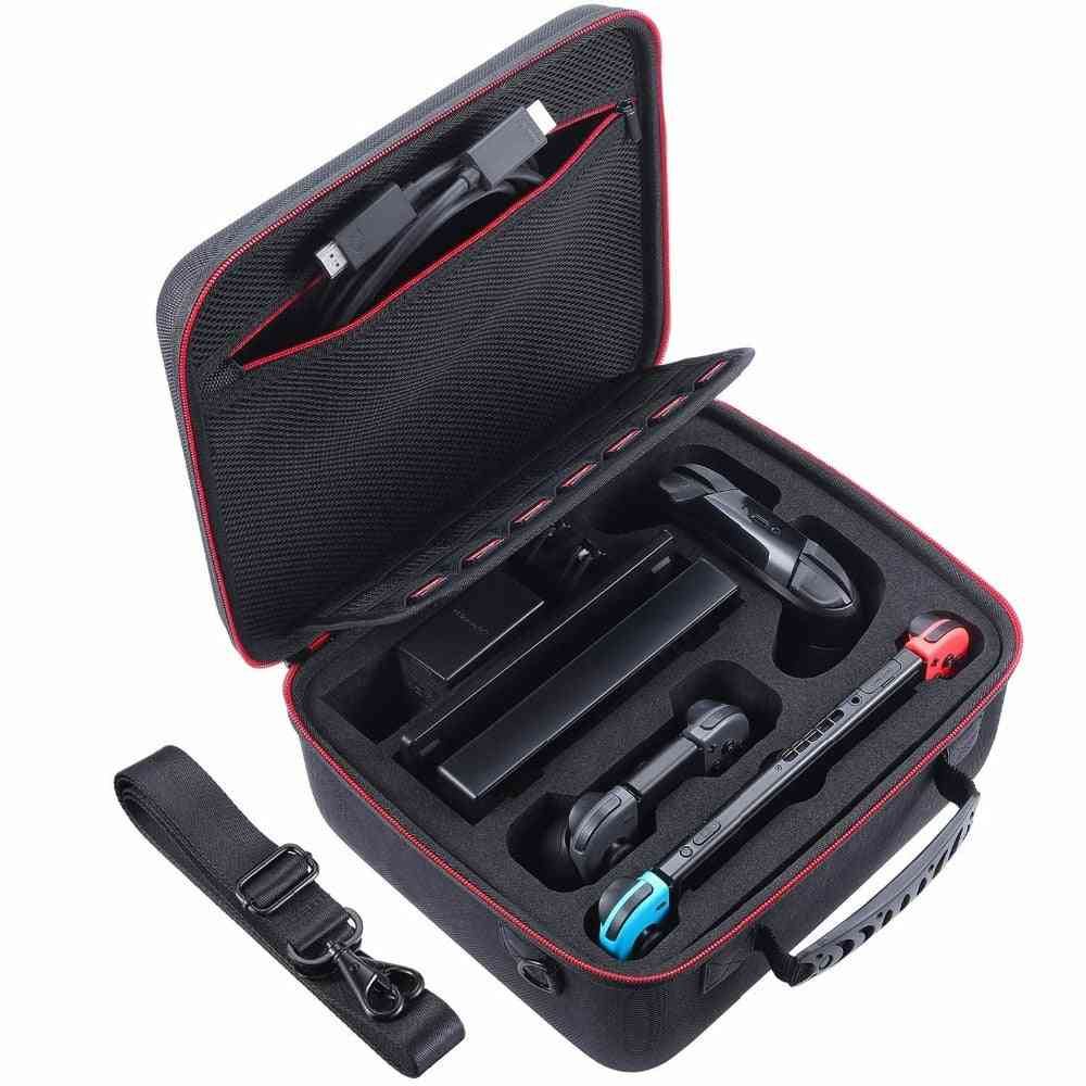 Hard Carrying Switch Case Bag-compatible With Nintendo Switch System
