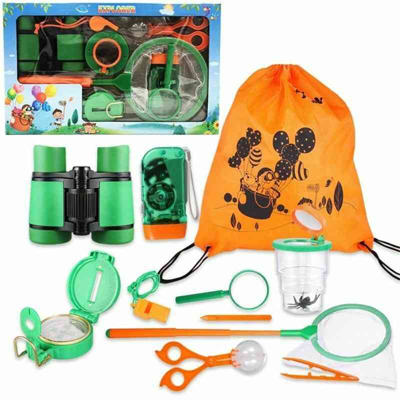 Outdoor Adventure Insect Capture Baby, Christmas Present Kid Set