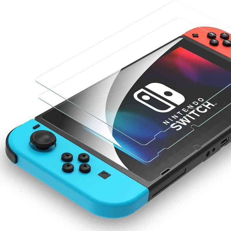 Glass Screen Protector Film For Nintendo Console Ns Switch 2017 - Games Accessories
