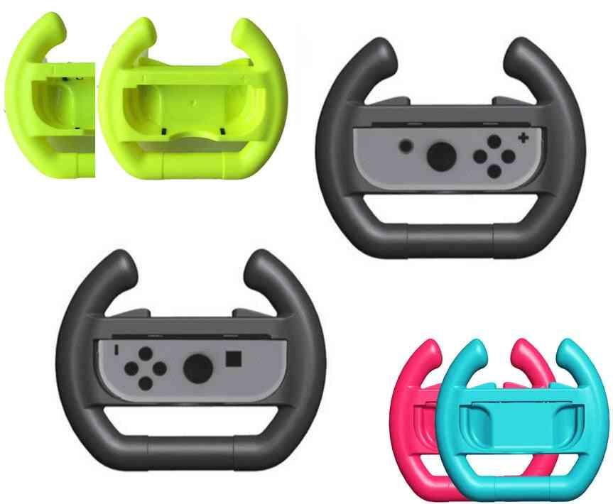 Steering Wheel Handle For Nintendo Switch - Racing Grip Accessories