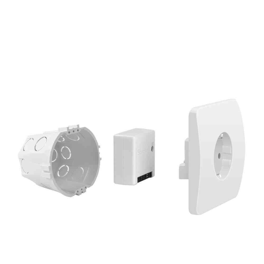 Smart Two Way Wifi Switch Module Via E-welink App Remote Control Work Alexa Google Home (sonoff Mini)