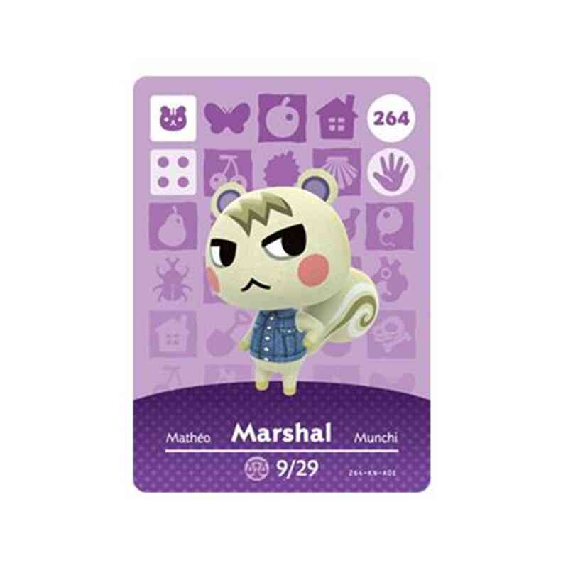 Animal Crossing  Card- New Horizons For Ns Games