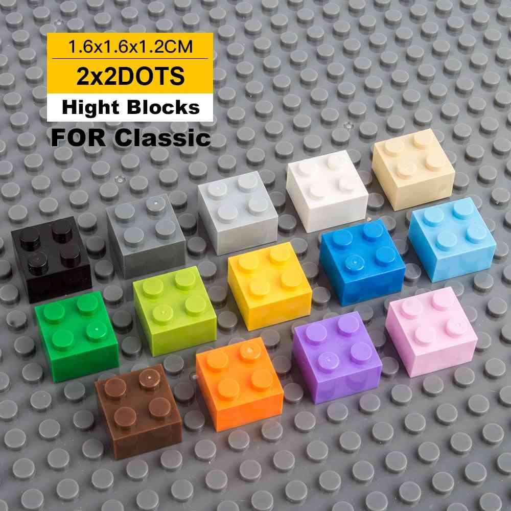 Small Building Block Pixel Building Blocks-educational Toy