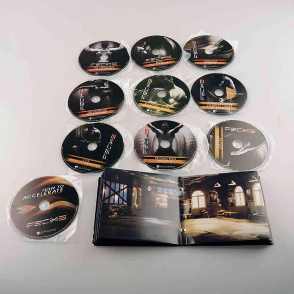Perfect Body - P90x3 Dvd
