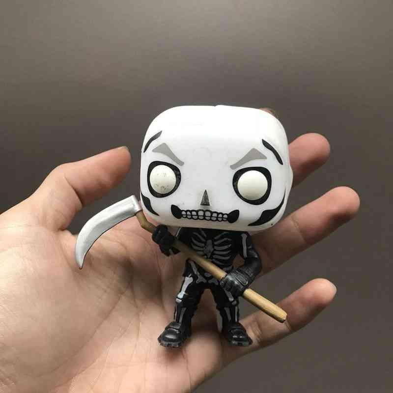Funko Pop Secondhand Games- Skull Trooper Vinyl Action Figure Collectible Model Loose Toy No Box