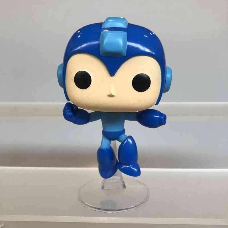Funko Pop Secondhand Amine Mega Rock Man- Vinyl Action Figure Collectible Model Loose Toy No Box