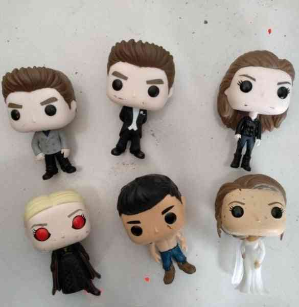 The Twilight Saga - Action Figure Collectible Model Toy