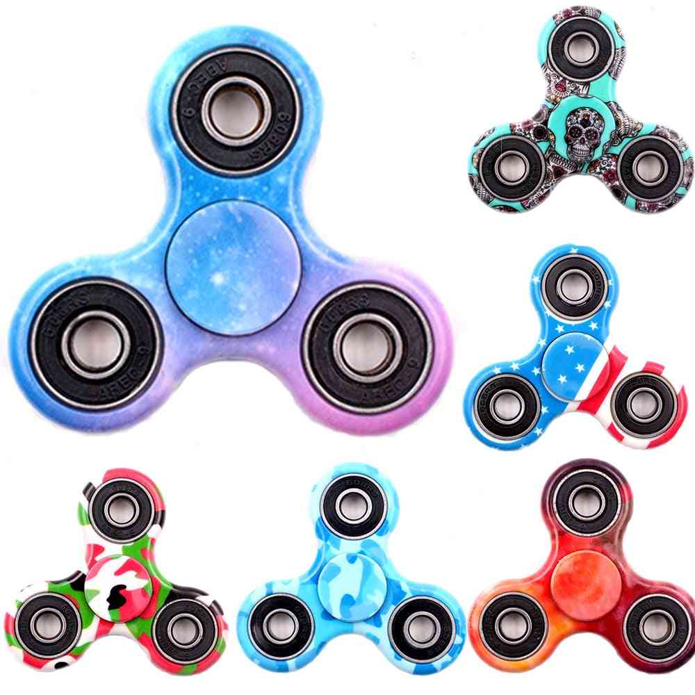 Hand Spinner Toy For Autism And Antistress