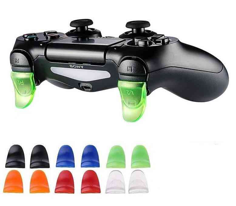 L2 R2 Buttons Trigger Extenders, Gamepad, Controller For Playstation 4