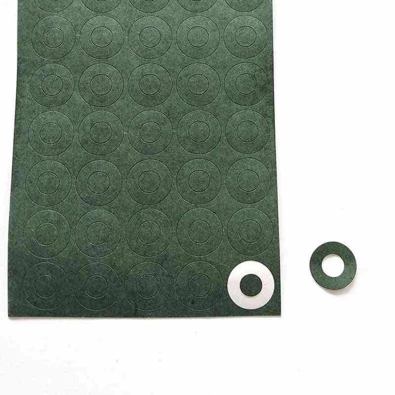 1s 18650 Li-ion Gasket Barley Paper Battery Pack - Electrode Insulated Pads