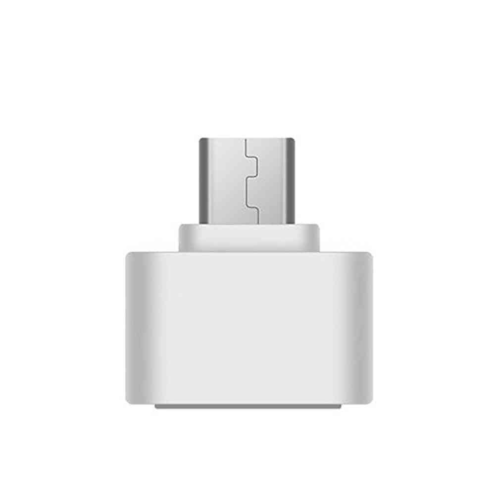 Female To Male Converter - High Quality Micro Usb 3.0, Otg Adapter