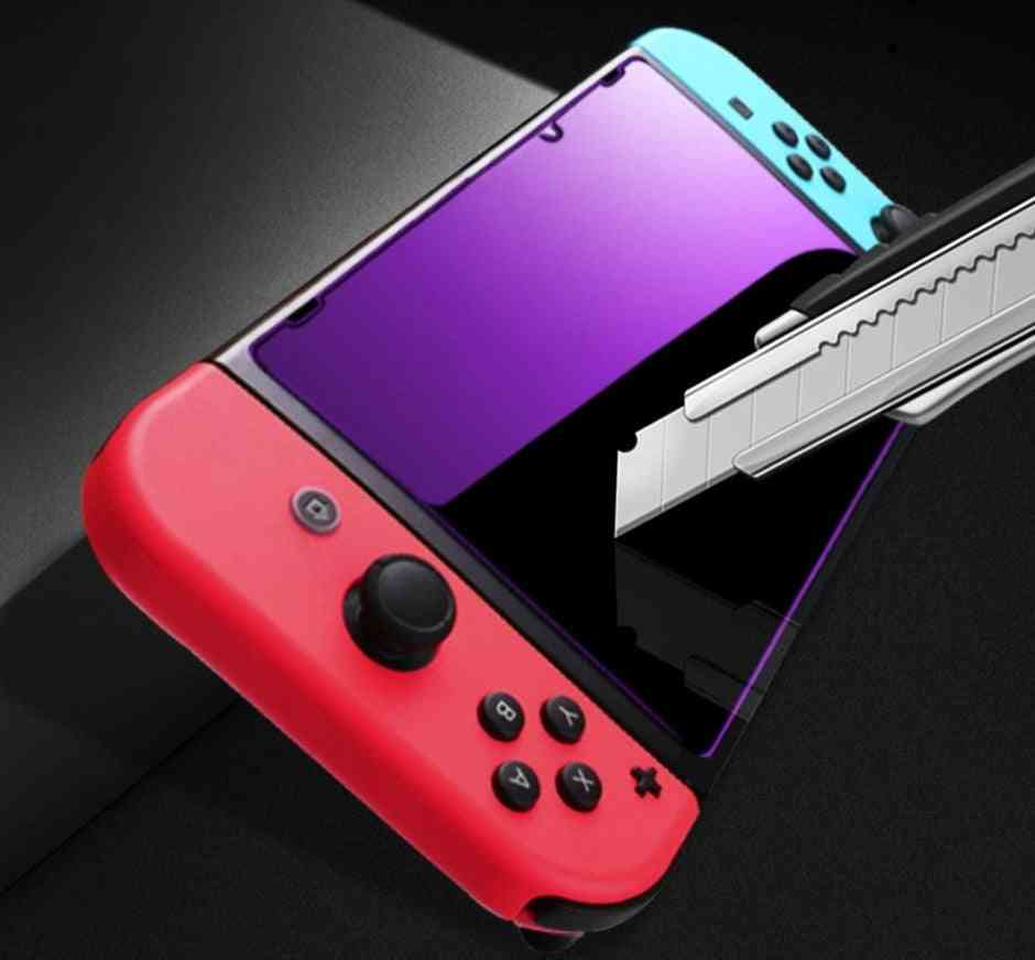Violet Glass Screen Protector For Nintendo Switch, Anti-scratch