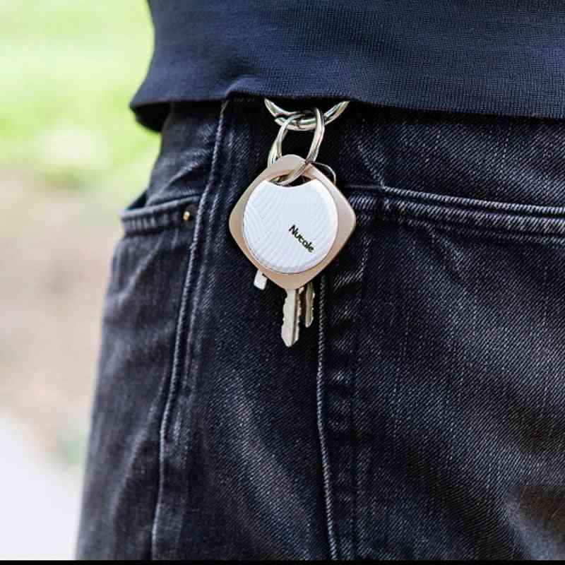 F9 Focus Smart Key Finder - Mini Tag Bluetooth Tracker, Anti Lost Reminder