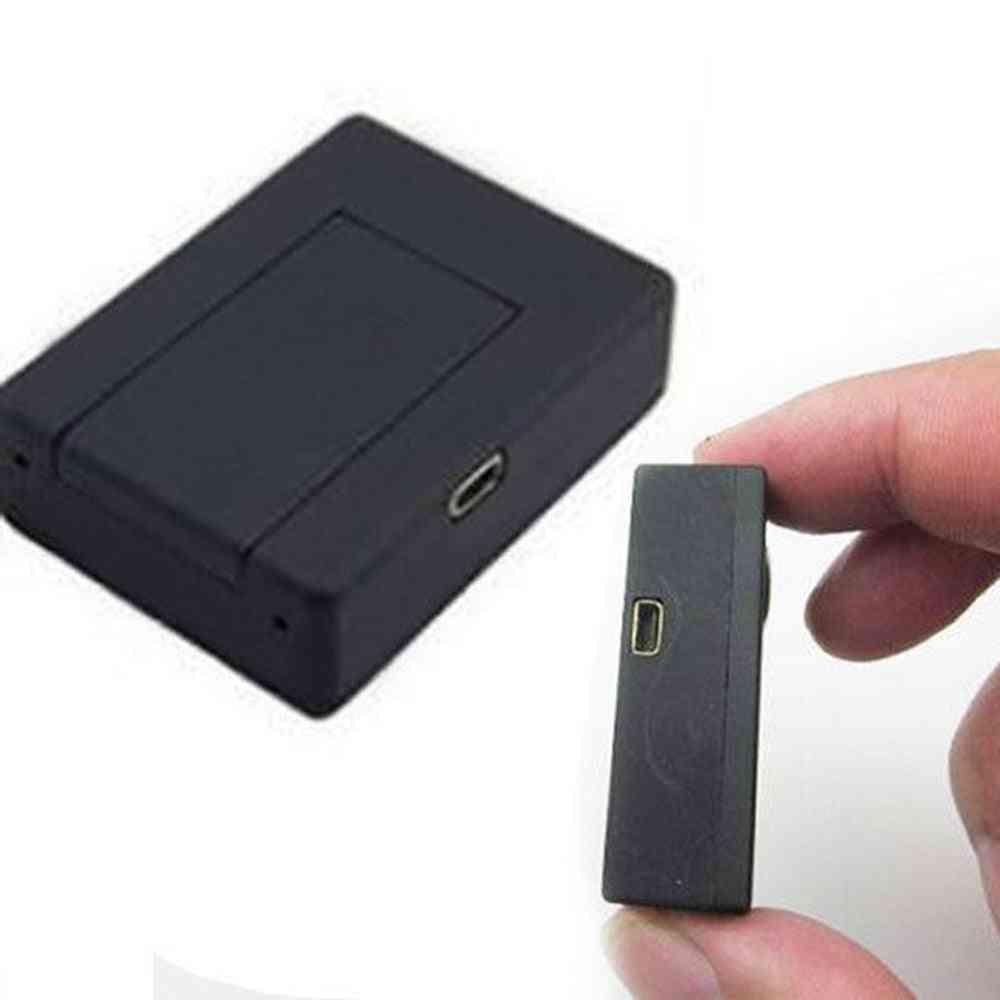 Mini Microphone Device - Wiretap Gsm Spy Sound Listening