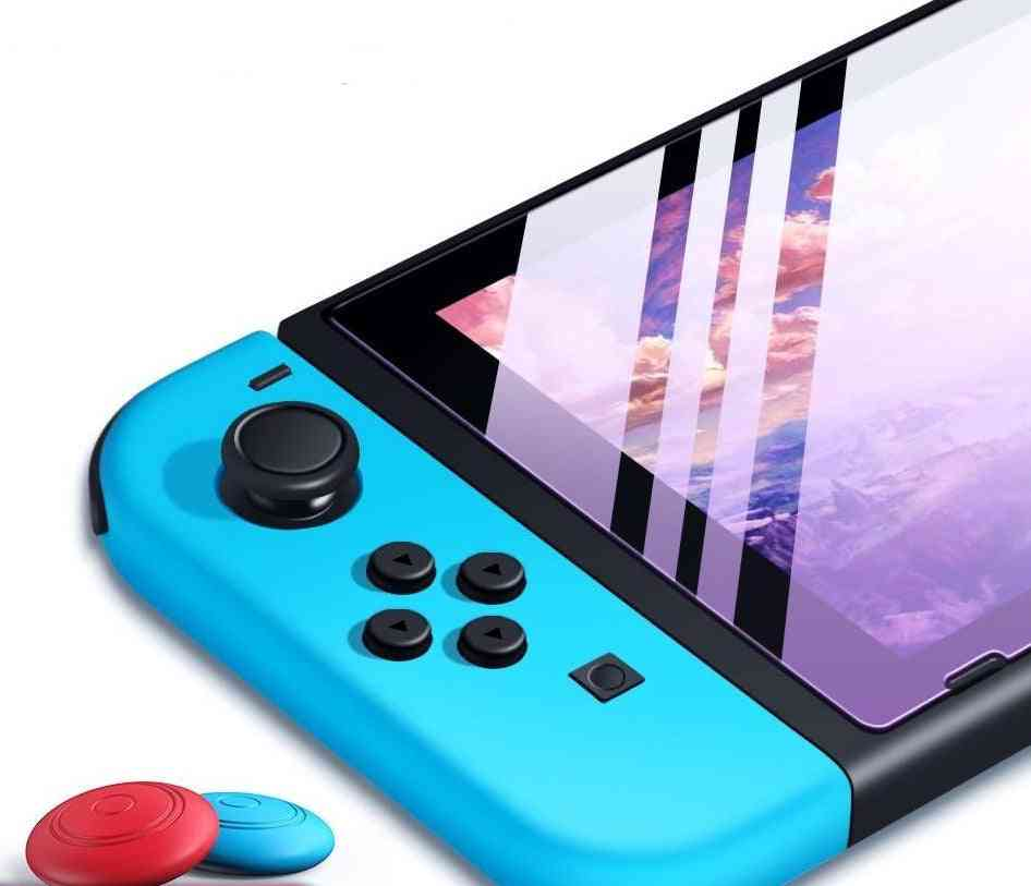 Tempered Protective Screen Protector Glass For Nintend Switch 9h Lite