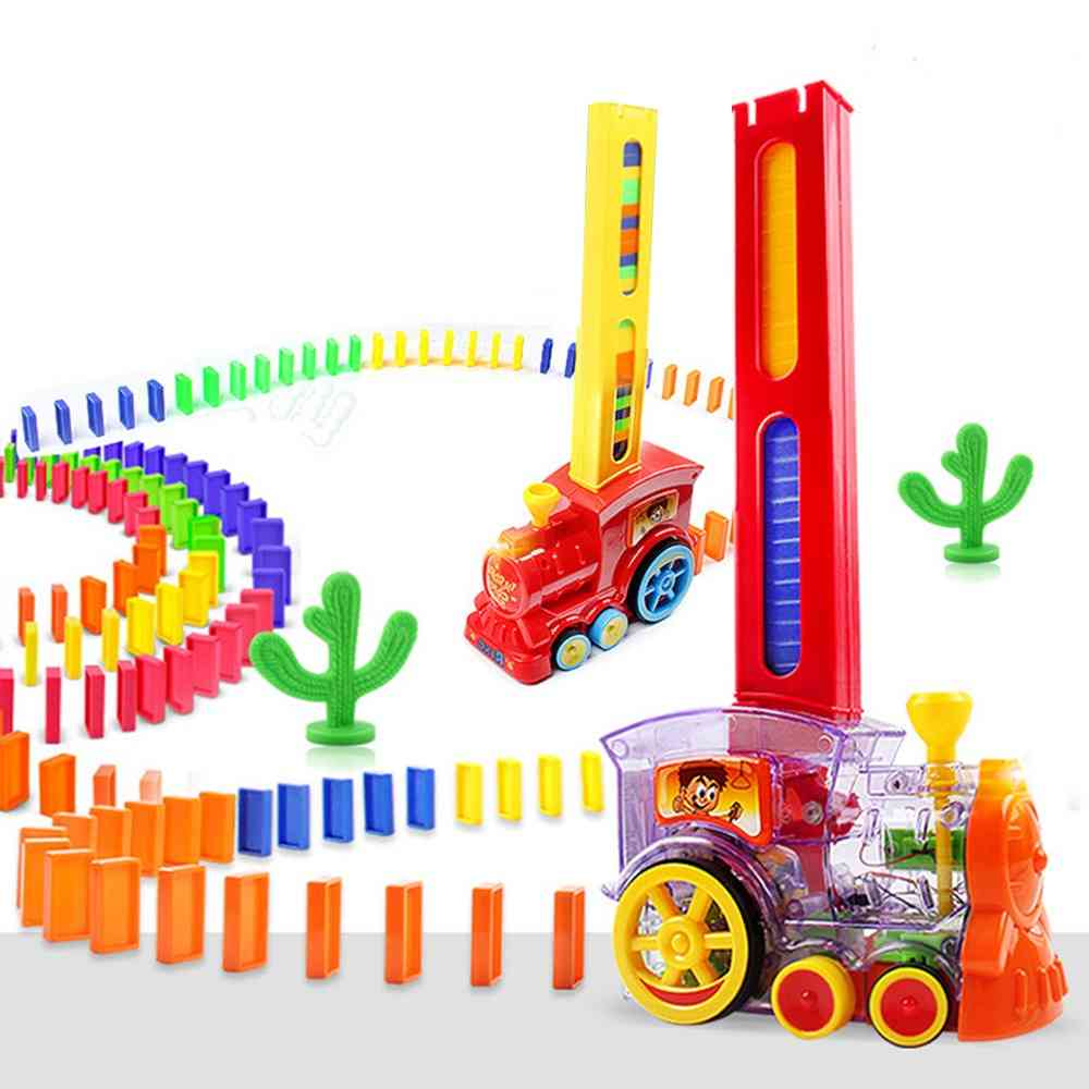 Train Game Toy Set For